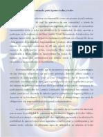 En Venezuela Participamos Todas y Todos