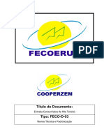 Feco d 03 - Entrada Consumidora de Alta Tensao - Cooperzem