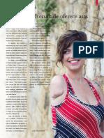Revista - Matéria sobre superação
