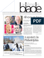 Washingtonblade.com, Volume 46, Issue 5, January 29, 2016