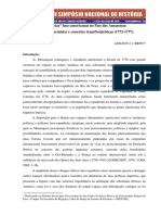 """Adilson Brito """"Correrias"""" Luso-Americanas No País Das Amazonas"""