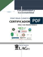 Certificadores