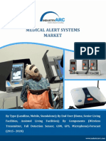 Medical Alert Systems Market to Reach $21.62 Billion in Revenue by 2020