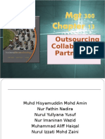 Chapter15 Outsourcing Edited