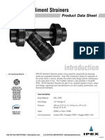 RV Valves Product Data Sheet