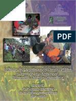 Informe Del Monitoreo Del Gasto Publico a Favor de Las Mujeres en Educación Salud y Agricultura 2012 2013