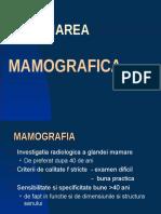Curs Mamografie Asistenti