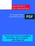 4 Strategic Marketing Planning