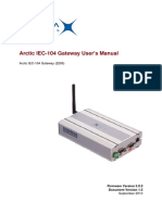 VU 10 3 Arctic IEC 104 Gateway Users Manual 1.5 2309(1)