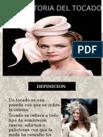 EL TOCADO