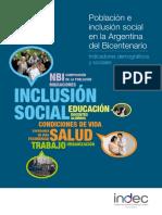 Poblacion Inclusion 2015 INDEC