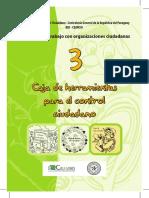Caja de Herramientas Para El Control Ciudadano