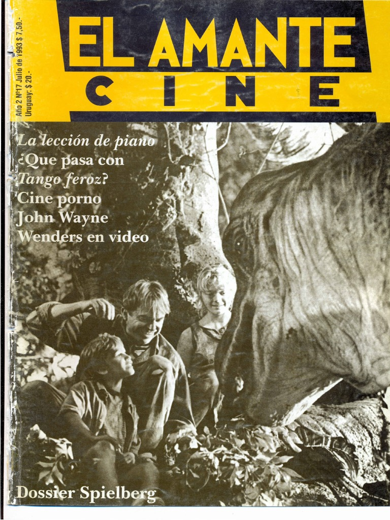 Peli Porno Fuego Lento 1993 el amante - cine - nº 17 -rayorojo