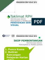 4-Taklimat Rancangan Pengajaran Harian KSSR PSV TAHUN 6-2015