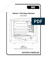 Monitor BCI Advisor - Service Manual