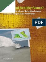 Proefschrift a Safe and Healthy Future - Simone Goosen