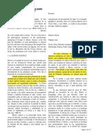 ESTUDIO SOBRE Dialectica Negativa Adorno