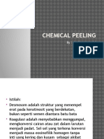 Chemical Peeling