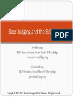 Mastering the BJCP Exam