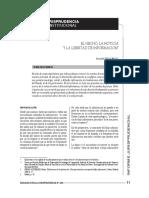 01 El Hecho, La Noticia y La Libertad de Informacion (Eto Cruz)