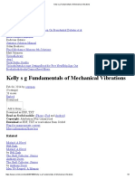 Kelly s g Fundamentals of Mechanical Vibrations
