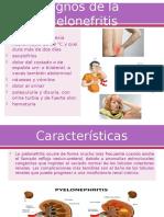 Signos de La Pielonefritis