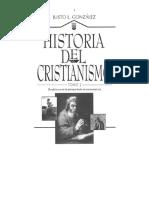 Justo L. Gonzalez - Historia Del Cristianismo II