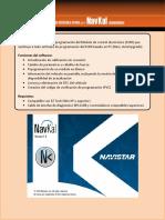 Navkal. Software de Programación