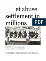 8 Apr 2006 - Cadet Sex Abuse Settlement in Millions