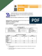 Protocolo Arranque BQ2016