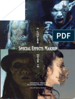 A complete guide to Special Effects Make Up