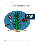 the motion of the ocean activity book
