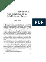 Ozaki (Akio)_El Régimen Tributario y La Vida Económica de Los Mudéjares de Navarra