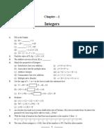 7 Maths Worksheets