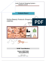 OBPSS Analysis