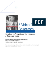 Children of War- Video for Educators – a Resource Guide