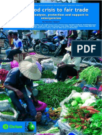 From Food Crisis to Fair Trade - Livelihoods Analysis, Protection and Support in Emergencies