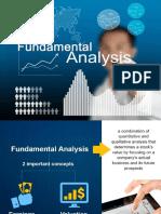 Emailing Fundamental Analysis
