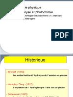 Concepts fondamentaux de la catalyse hétérogène