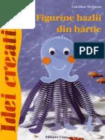 144449853 Figurine Hazlii Din Hartie