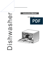 IDC661UK Dishwasher IDC661UK Dishwasher User Manual