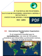 Cap 12 MI-250 ISO 14001 AUDITORIA UNI FIGMM Mineria y Medio Ambiente
