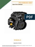 Lombardini/Kohler PX-KD6252-2001