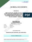 Analisis de Agregados - Mezcla
