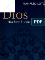 Lutz Manfred Dios Una Breve Historia Del Eterno