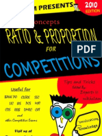 Ratio and Proportion Scribd