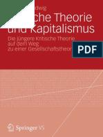 Kritische Theorie Und Kapitalismus