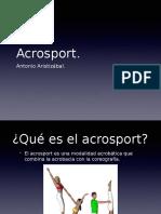 Acrosport Powerpoint