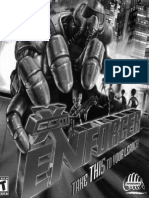 X-Com - Enforcer - Manual - PC