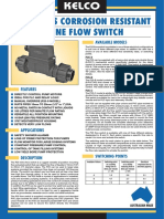 P25 Inline Flow Switch